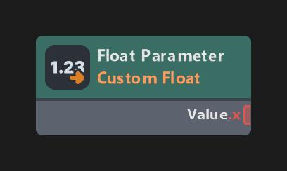 Float Parameter