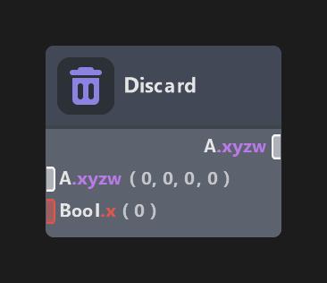 Discard