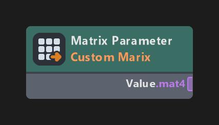 Matrix Parameter