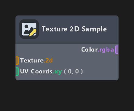 Texture 2D Sample