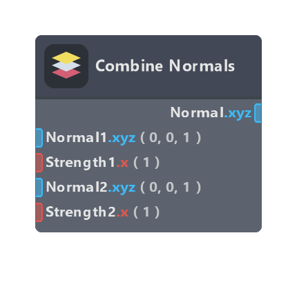 Combine Normals