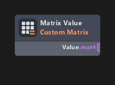 Matrix Value