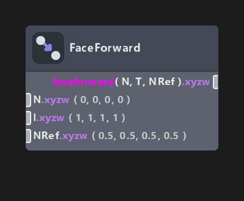 FaceForward