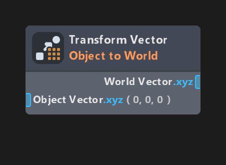 Transform Vector