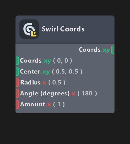 Swirl Coords