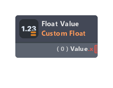 Float Value