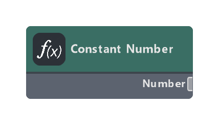 Constant Number