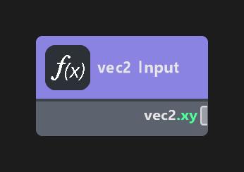 vec2 Input