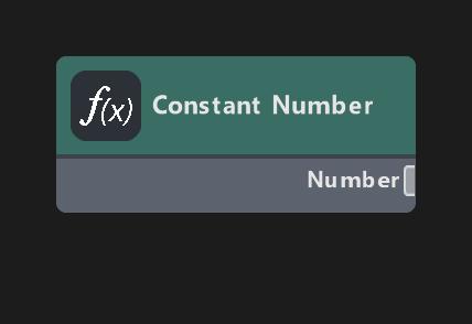 Constant Number