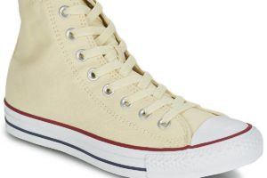 converse all star high mens beige beige trainers mens