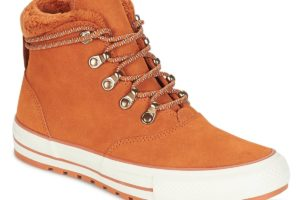converse all star high womens brown brown trainers womens