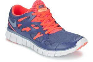 nike free womens blue blue trainers womens