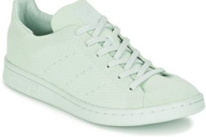 adidas stan smith womens green green trainers womens