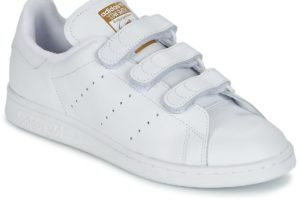 adidas stan smith womens white white trainers womens