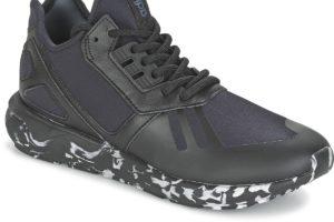 adidas tubular mens black black trainers mens