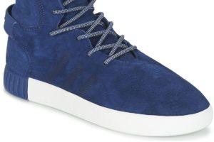 adidas tubular blue