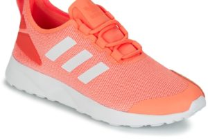 adidas zx flux womens orange orange trainers womens