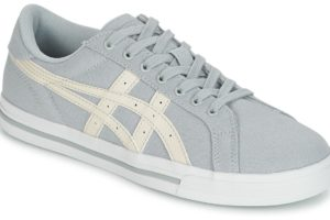asics classic tempo mens grey grey trainers mens
