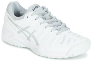 asics gel challenger womens white white trainers womens
