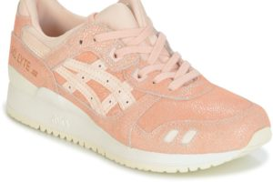 asics gel lyte 3 womens pink pink trainers womens