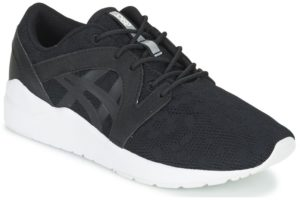 asics gel lyte komachi womens black black trainers womens