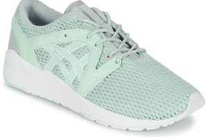 asics gel lyte komachi womens green green trainers womens