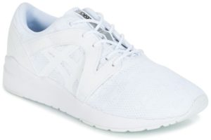 asics gel lyte komachi womens white white trainers womens