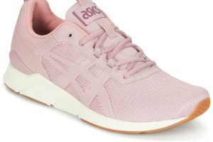 asics gel lyte runner womens pink pink trainers womens