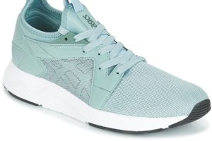 asics gel lyte v mens green green trainers mens
