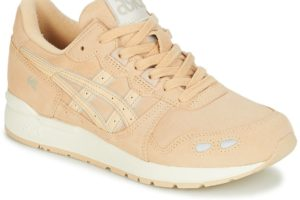 asics gel lyte womens beige beige trainers womens