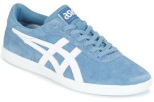 asics percussor womens blue blue trainers womens