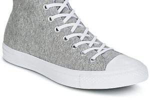 converse all star high mens grey grey trainers mens