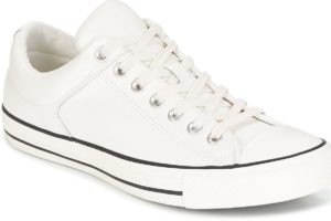 converse all star high mens white white trainers mens