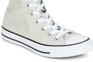 converse all star high womens grey grey trainers womens