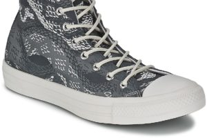 converse all star high grey