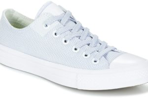 converse all star ox mens blue blue trainers mens