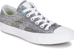 converse all star ox mens grey grey trainers mens