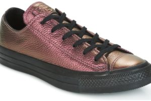 converse all star ox womens brown brown trainers womens