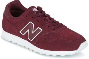new balance 373 womens red red trainers womens