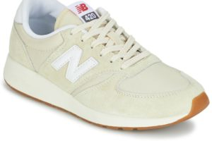 new balance 420 womens beige beige trainers womens