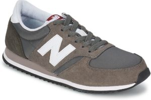 new balance 420 womens grey grey trainers womens