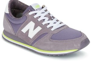 new balance 420 womens purple purple trainers womens