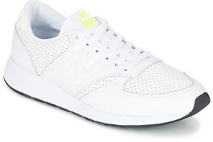new balance 420 womens white white trainers womens