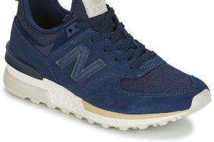 new balance 574 womens blue blue trainers womens