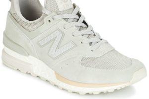 new balance 574 womens grey grey trainers womens