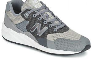 new balance 580 womens grey grey trainers womens
