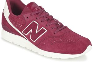 new balance 996 womens red red trainers womens