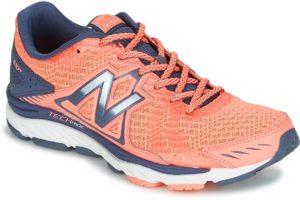 new balance overig womens orange orange trainers womens