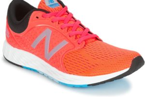 new balance zant womens orange orange trainers womens