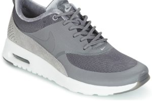nike air max thea womens grey grey trainers womens